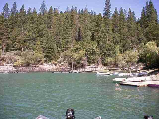 Scotts Flat Lake Nevada County California
